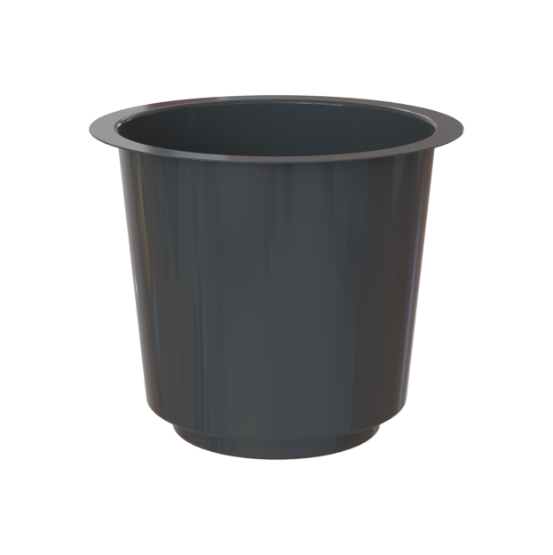 plastic-pot-recyclable-insert-glossy-anthracite